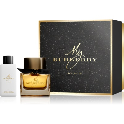Burberry My Burberry Black lote de regalo IV.