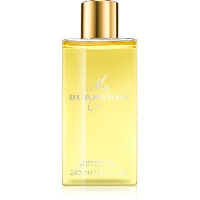 huile de douche pour femme 240 ml