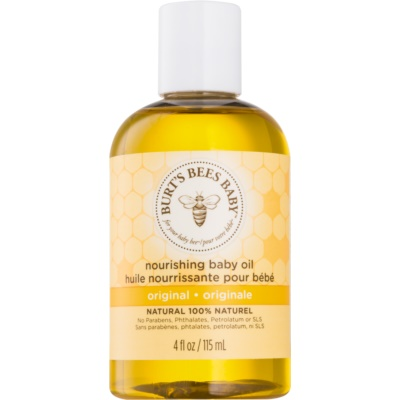 Bath and Body Oil for Kids with Nourishing Effect