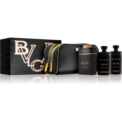 Bvlgari Man in Black coffret XI.