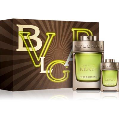 Bvlgari Man Wood Essence darilni set I. parfumska voda 100 ml + 15 ml