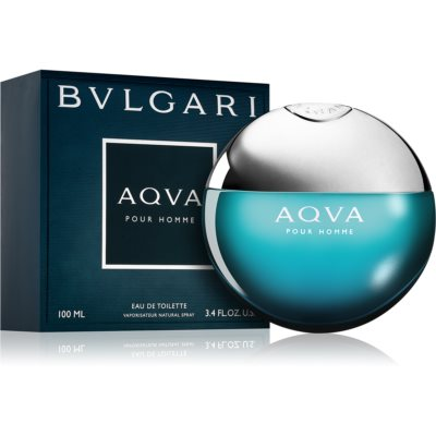 Bvlgari AQVA Pour Homme eau de toilette para homens