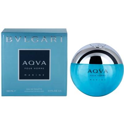 Bvlgari AQVA Marine Pour Homme туалетна вода для чоловіків