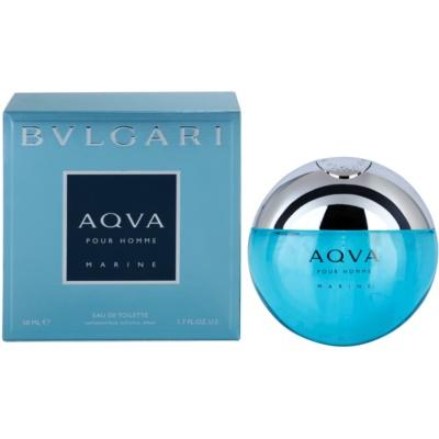 Bvlgari AQVA Marine Pour Homme toaletna voda za moške 50 ml