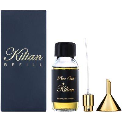 By Kilian Pure Oud Geschenkset II. Eau de Parfum Füllung 50 ml + Zersträuber  + trichter