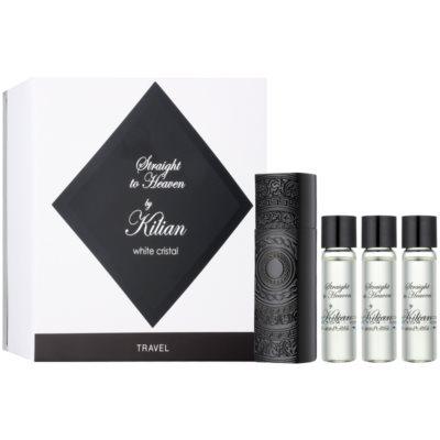 Eau de Parfum für Herren 4 x 7,5 ml (1x Nachfüllbar + 3x Nachfüllung)