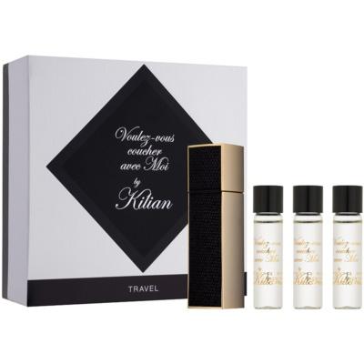 By Kilian Voulez-Vous Coucher Avec Moi eau de parfum unisex  (1x reincarcabil + 3x rezerva)