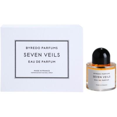 Byredo Seven Veils Eau de Parfum unissexo