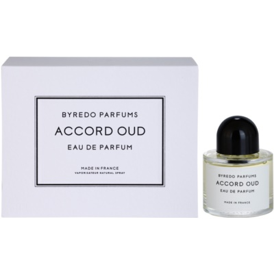Byredo Accord Oud парфумована вода унісекс
