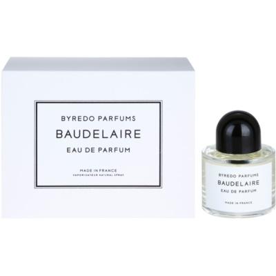 Byredo Baudelaire Eau de Parfum για άνδρες