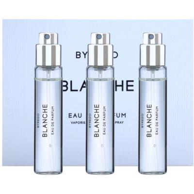 parfémovaná voda pro ženy 3 x 12 ml (3x náplň s rozprašovačem)
