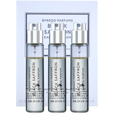 eau de parfum unisex 3 x 12 ml (3x recambio con difusor)