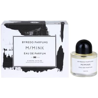 Byredo M / Mink Eau de Parfum unissexo