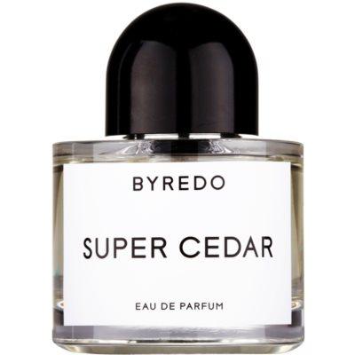 Byredo Super Cedar eau de parfum mixte