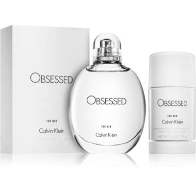Calvin Klein Obsessed set cadou – ambalaj economic