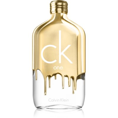 Calvin Klein CK One Gold туалетна вода унісекс