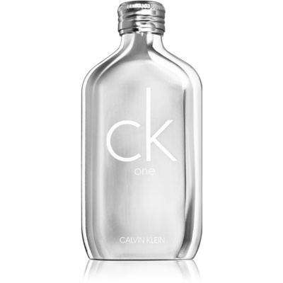 Calvin Klein CK One Platinum Edition Eau de Toillete unisex 100 μλ