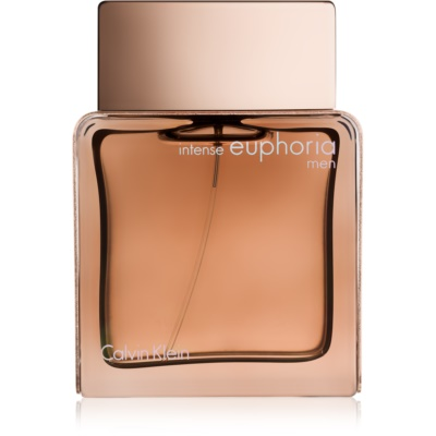 Calvin Klein Euphoria Men Intense Eau de Toillete για άνδρες