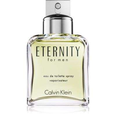 Calvin Klein Eternity for Men Eau de Toilette para homens 100 ml