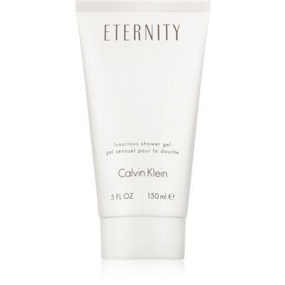Calvin Klein Eternity sprchový gel pro ženy