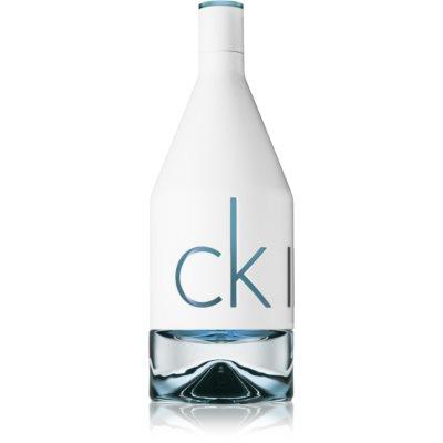 Calvin Klein CK IN2U toaletná voda pre mužov