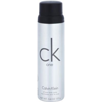 deodorant Spray unissexo 152 g