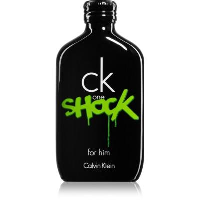 Calvin Klein CK One Shock eau de toilette pentru barbati