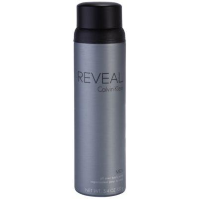 Bodyspray  voor Mannen 160 ml