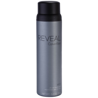Calvin Klein Reveal Body Spray for Men 160 ml