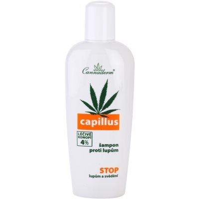 šampon proti lupům a svědění