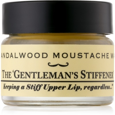 Captain Fawcett Moustache Wax Schnurrbartwachs