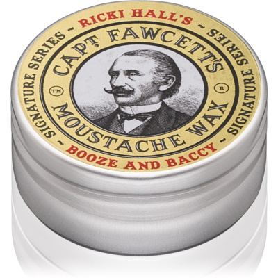 Captain Fawcett Ricki Hall´s Moustache Wax