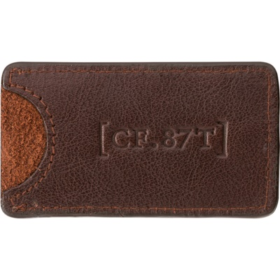 Leather Case for Pocket Comb
