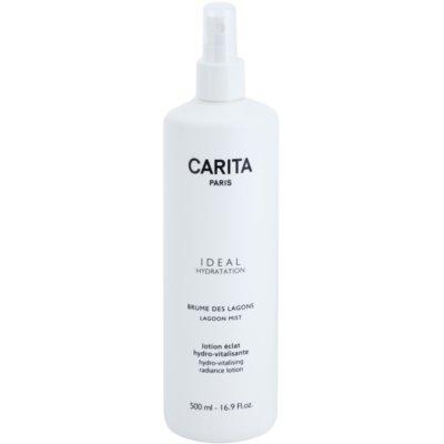 voda za čišćenje lica s hidratacijskim učinkom