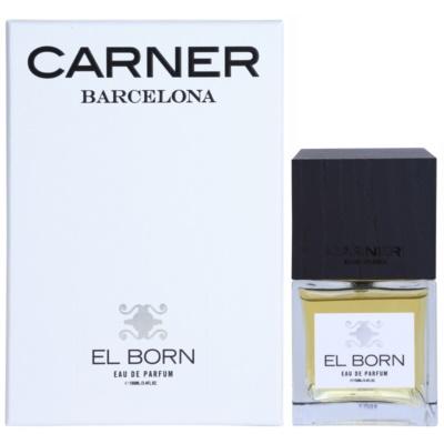 Carner Barcelona El Born Eau de Parfum unisex