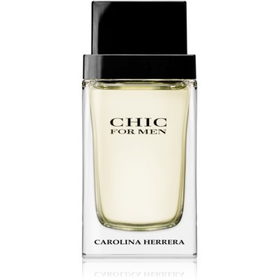 Carolina Herrera Chic For Men Eau de Toillete για άνδρες