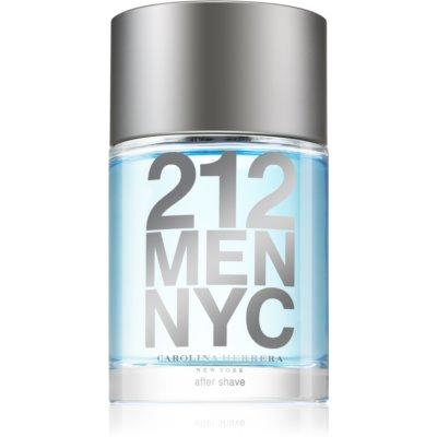 Carolina Herrera 212 NYC Men loción after shave para hombre 100 ml