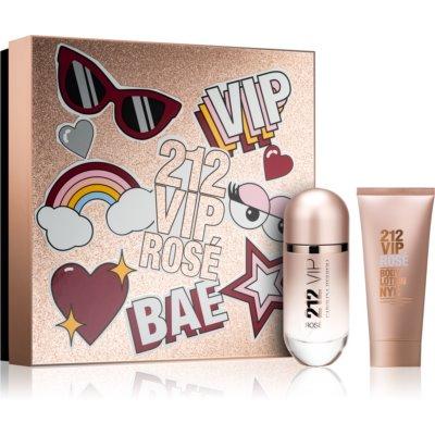 Carolina Herrera 212 VIP Rosé Gift Set VI. voor Vrouwen