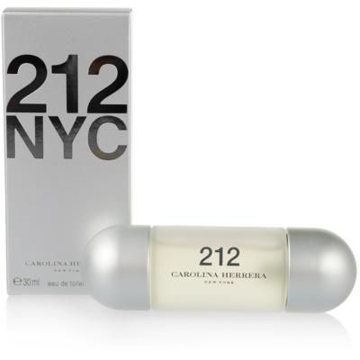 Carolina Herrera 212 NYC eau de toilette pentru femei