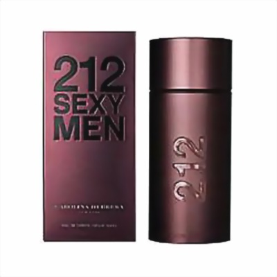 Carolina Herrera 212 Sexy Men Eau de Toillete για άνδρες