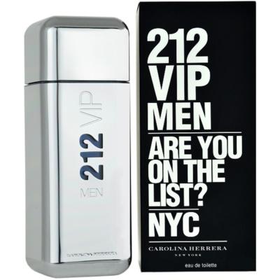 Carolina Herrera 212 VIP Men eau de toilette férfiaknak