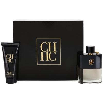 Carolina Herrera CH Men Privé Gift Set I. Eau De Toilette 100 ml + Aftershave Balm 100 ml