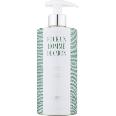 Caron Pour Un Homme gel douche pour homme