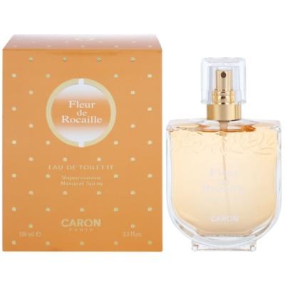 Caron Fleur de Rocaille Eau de Toilette para mulheres