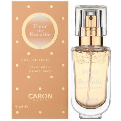 Caron Fleur de Rocaille eau de toilette pour femme
