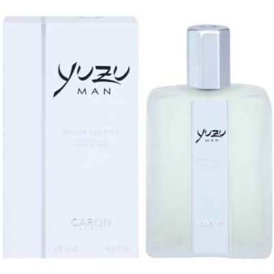 Caron Yuzu eau de toilette per uomo