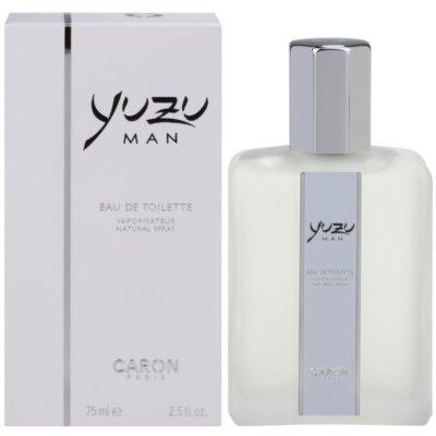 Caron Yuzu Eau de Toilette voor Mannen