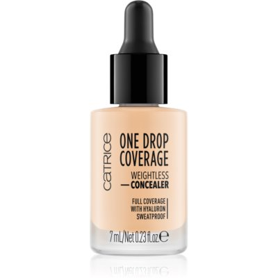 Catrice One Drop Coverage Liquid Concealer Shade 003 PORCELAIN 7 ml