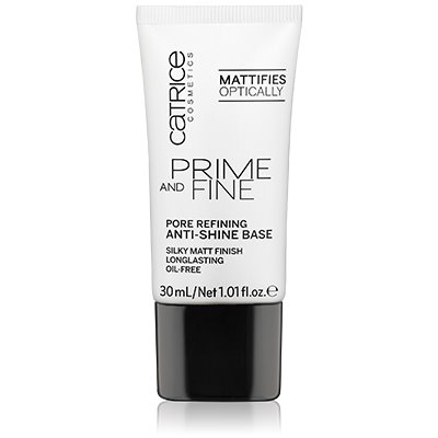 Catrice Prime And Fine pore refining and anti-shine base