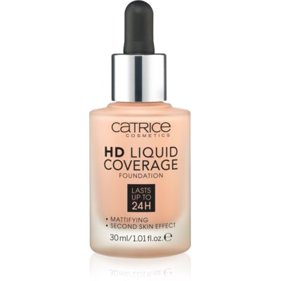 Catrice HD Liquid Coverage фон дьо тен